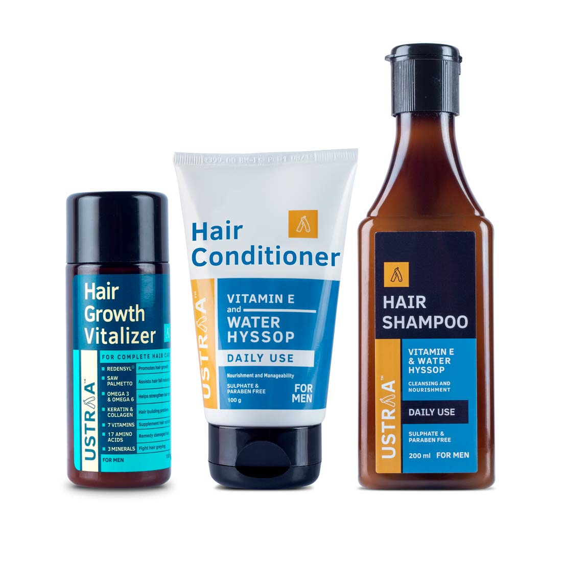 Hair Re-Growth Daily Care Pack