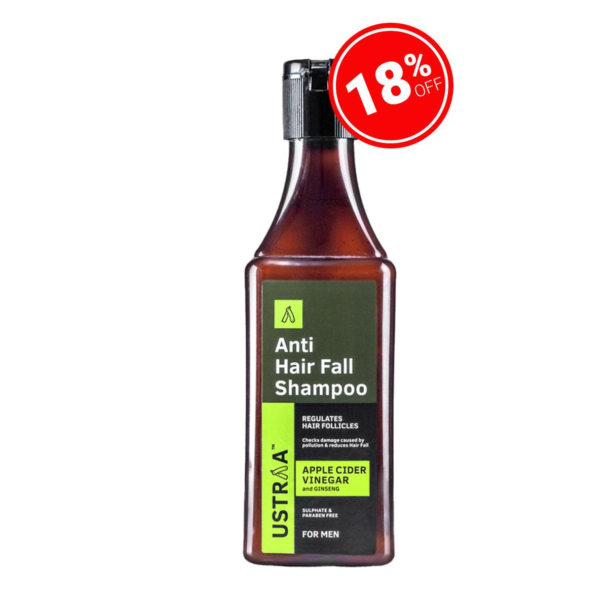 Anti Hair Fall Shampoo with Apple Cider Vinegar - 200 ml