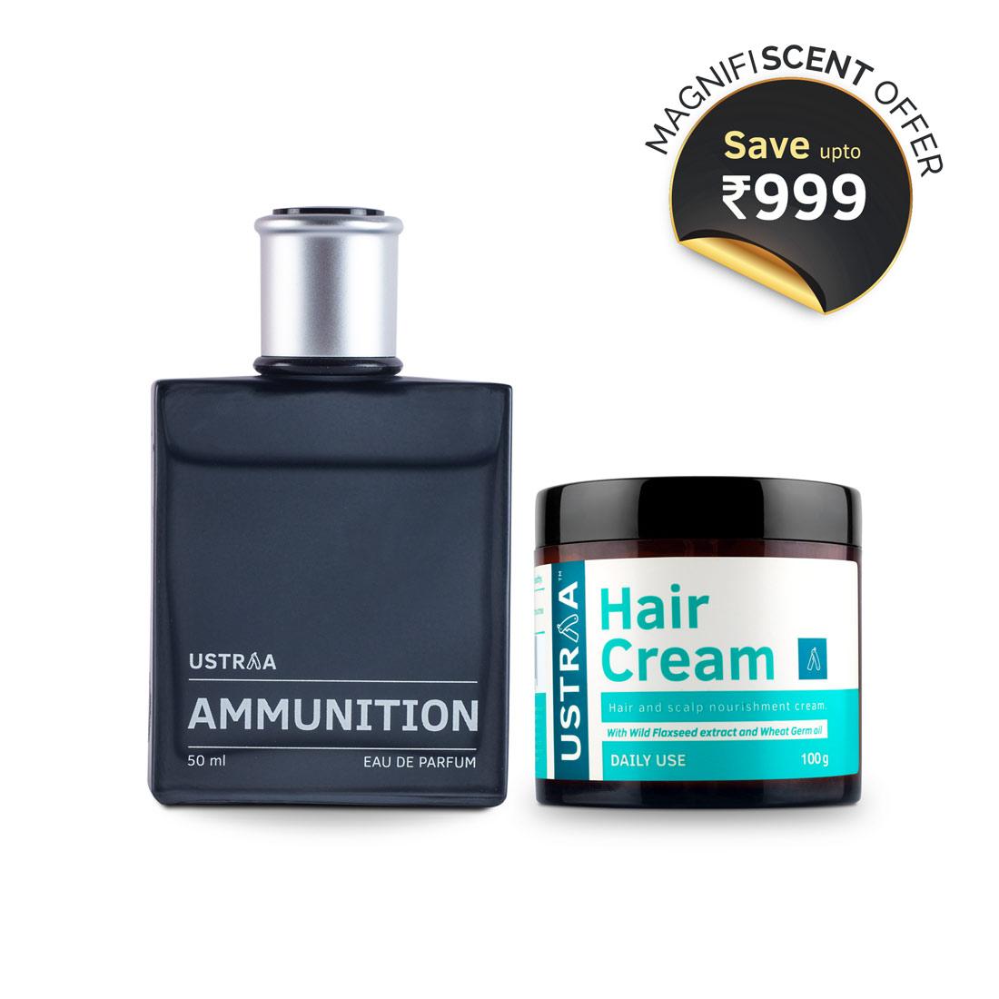 Magnifi-Scent - EDP Ammunition & Hair Cream Daily Use