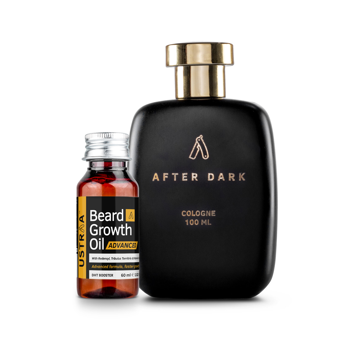 Beard Growth Oil- Advanced & Cologne- After Dark