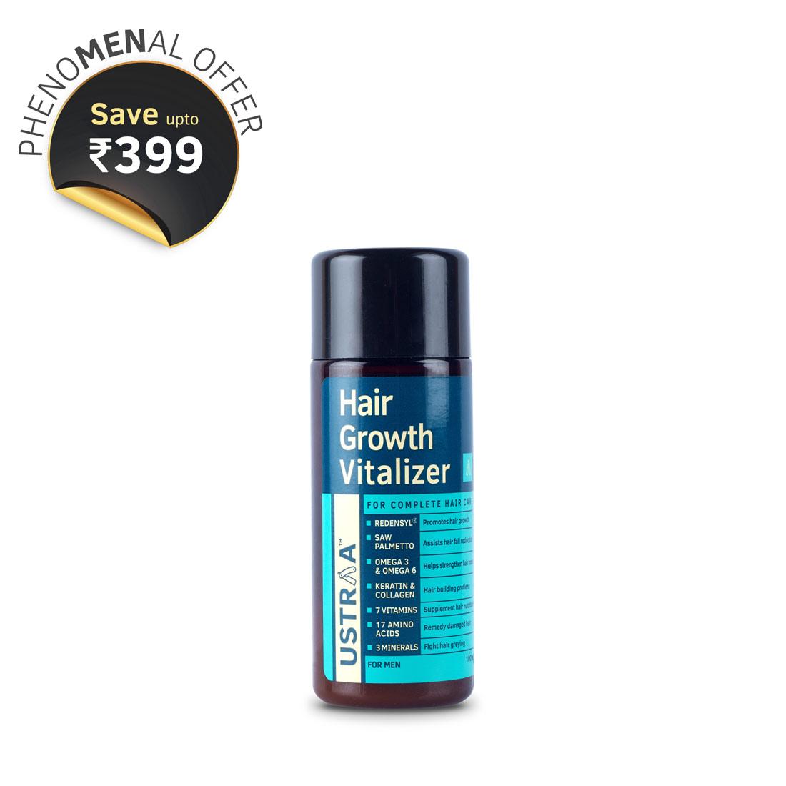 Hair Growth Vitalizer - 100 ml