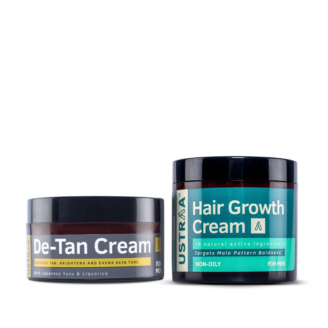 Hair Growth Cream & De tan Cream