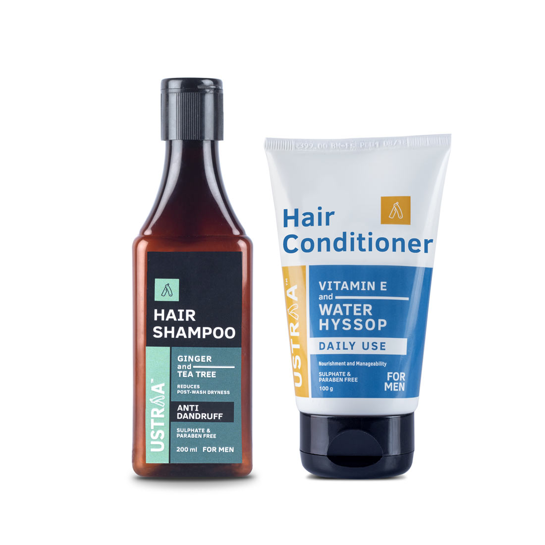 Anti-Dandruff Shampoo & Daily Use Hair Conditioner