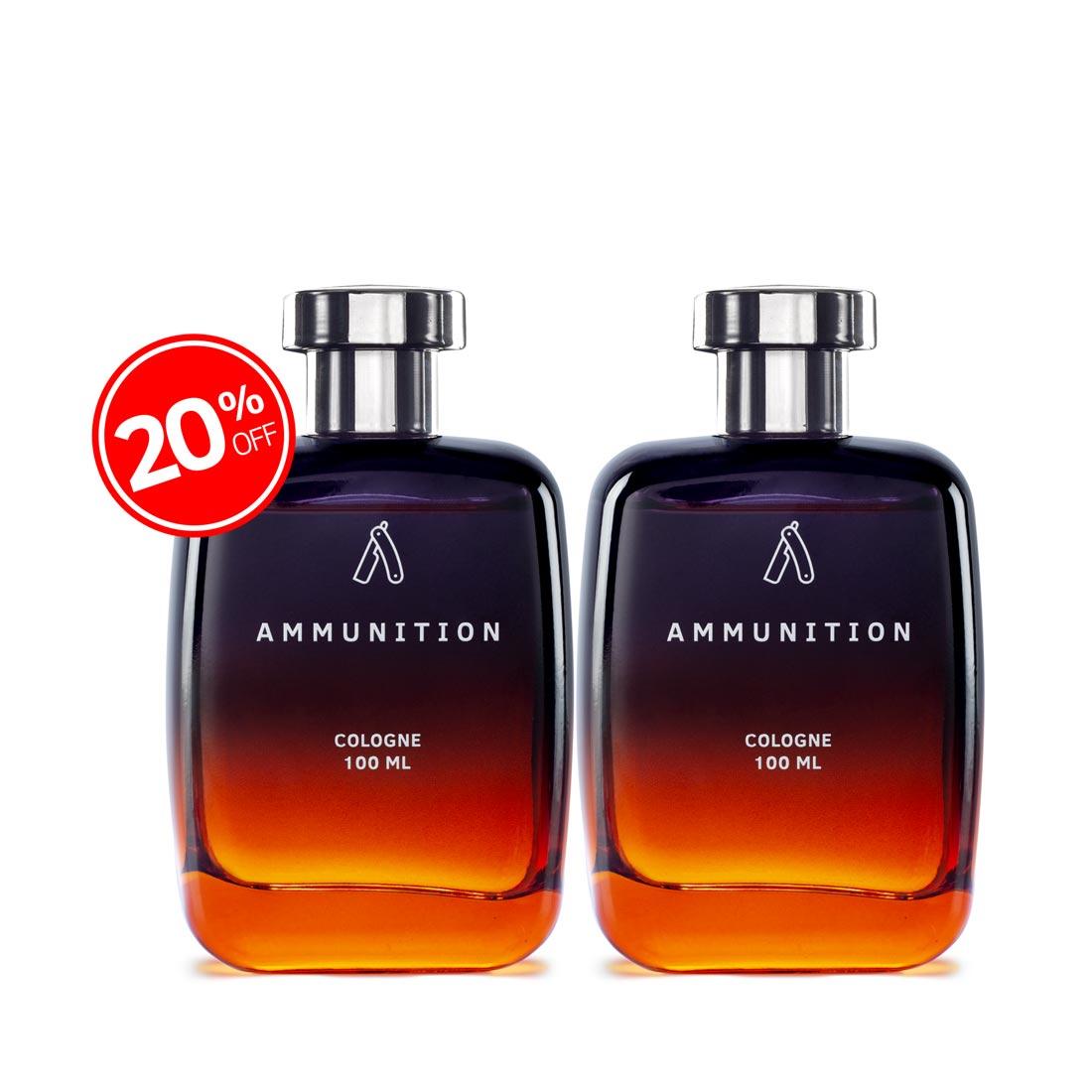 Fragrance Bundle - Ammunition