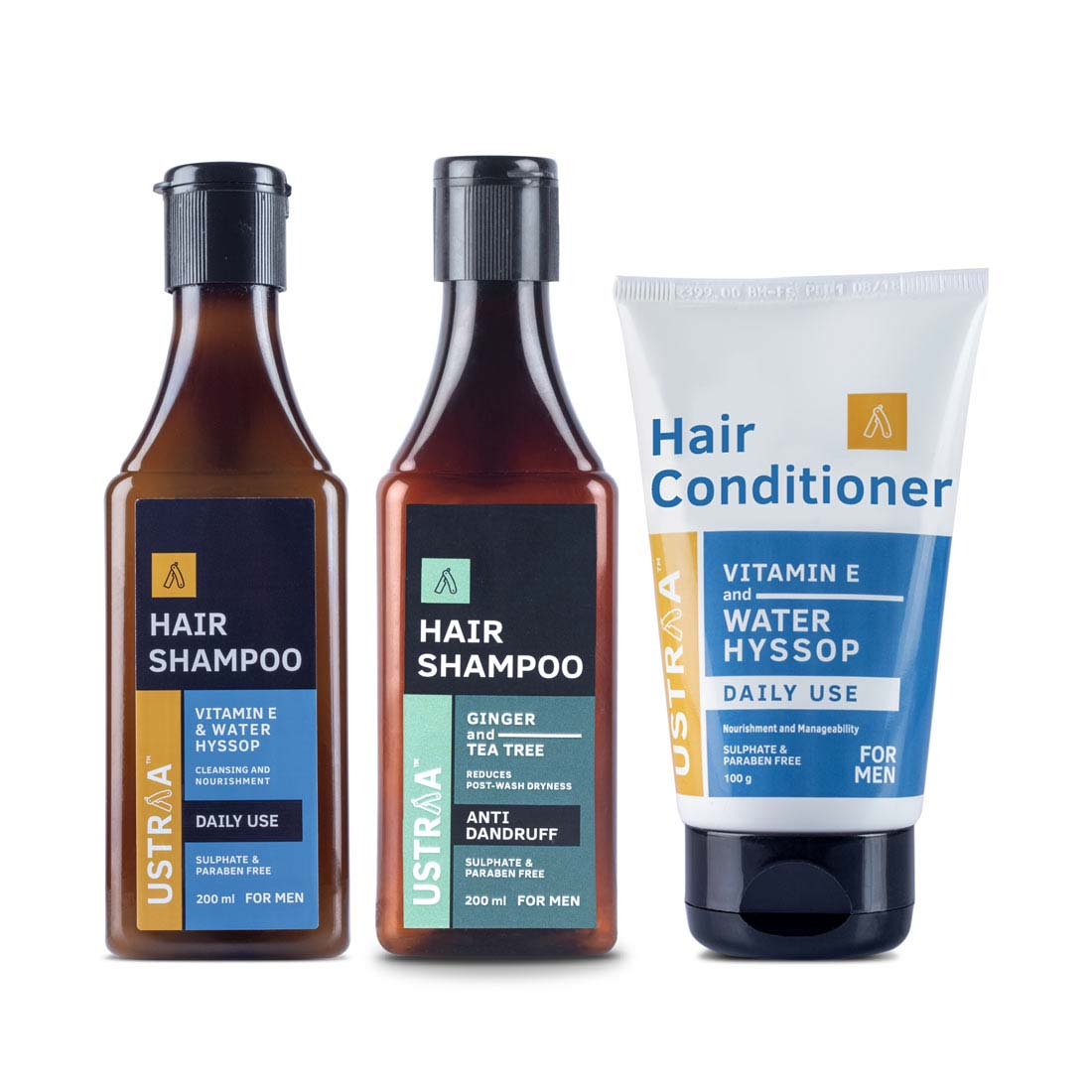 Anti-Dandruff Kit For Total Dandruff Control