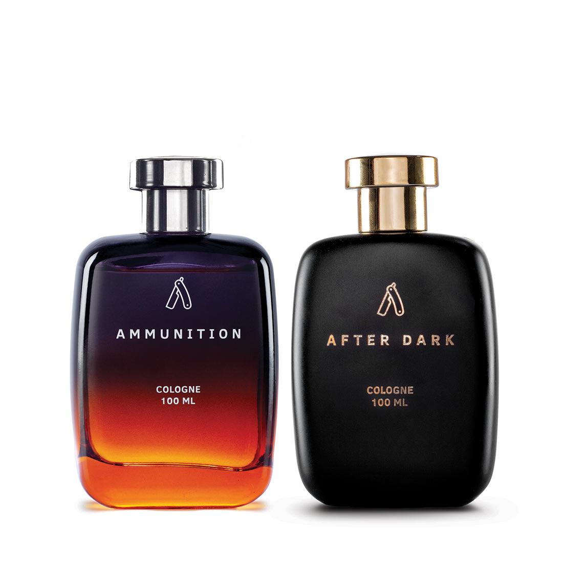 Fragrance Bundle - Ammunition & After Dark