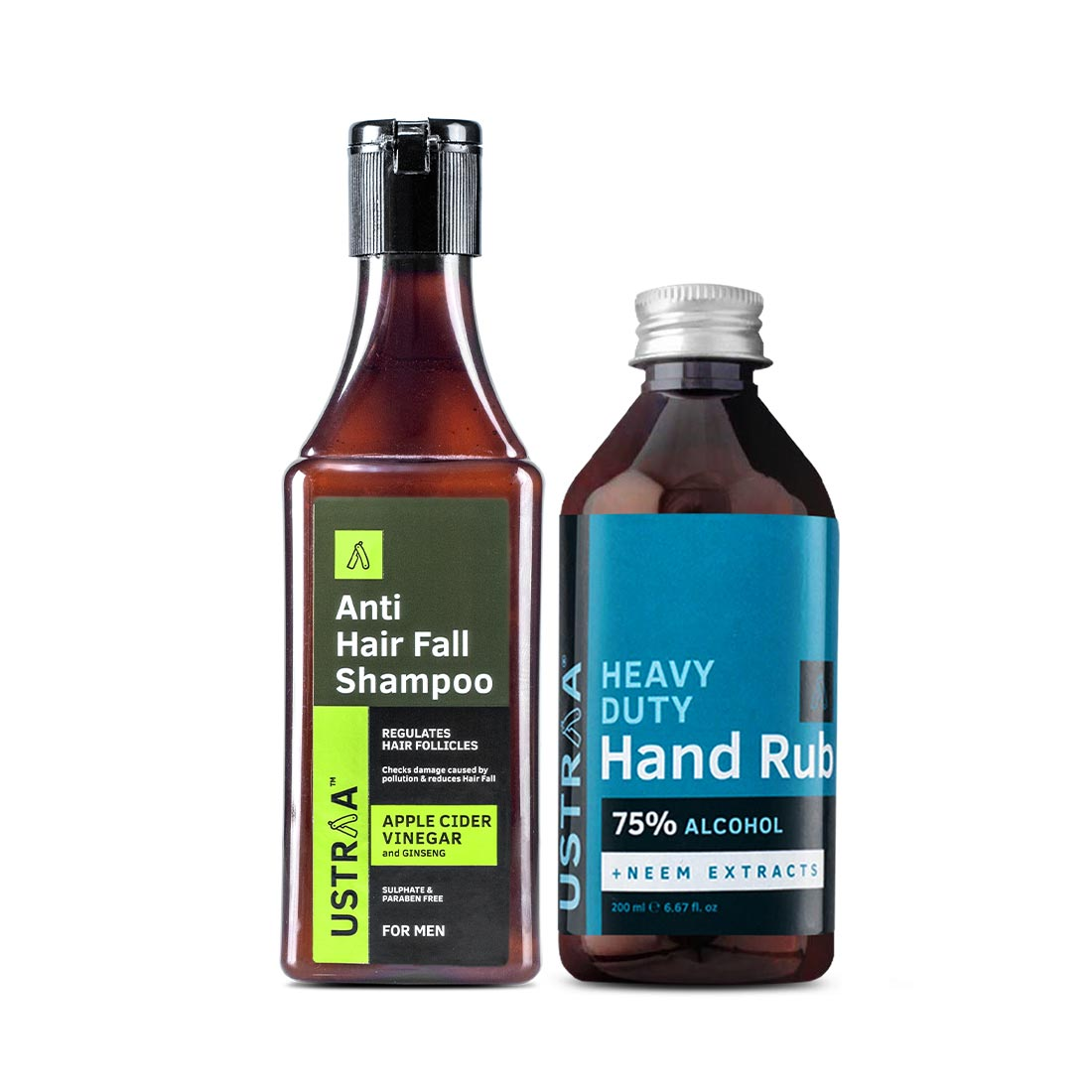 Anti Hairfall Shampoo and Hand Rub - 200 ml