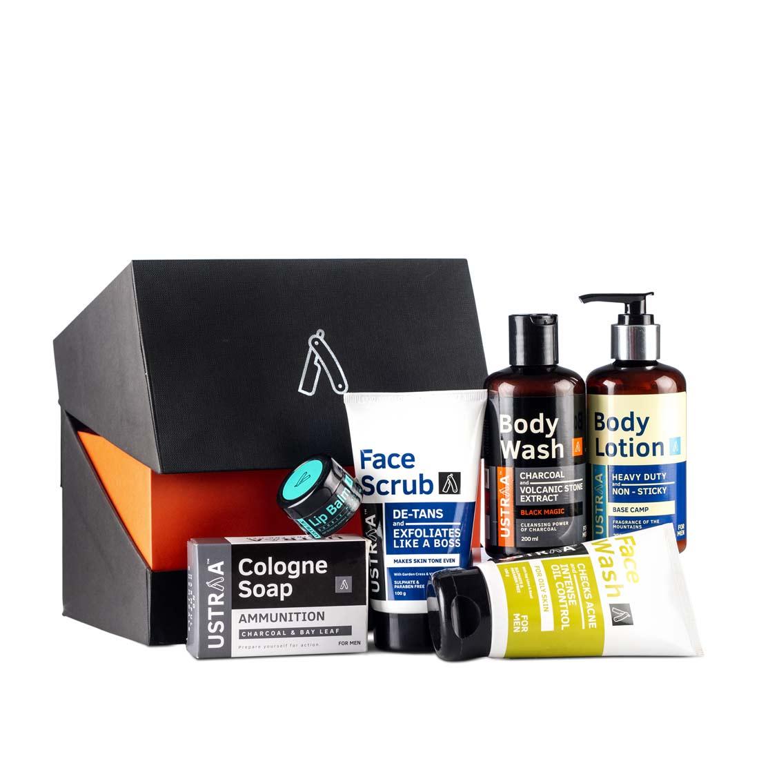Gentlemen's Gift Set