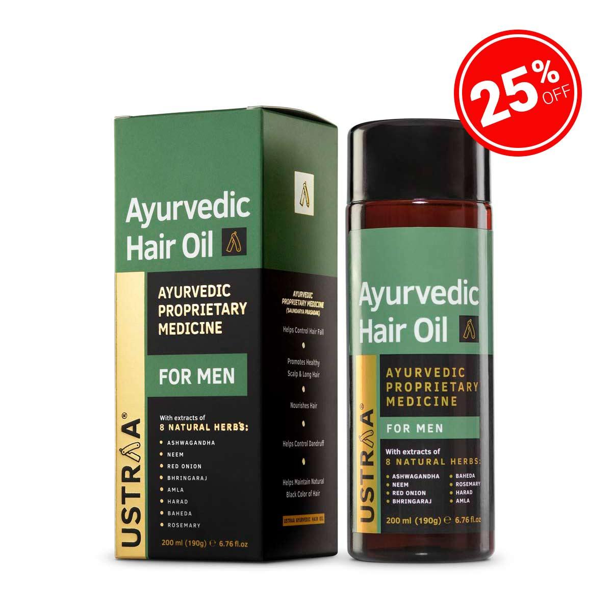 Ayurvedic Hair Oil  - 200 ml