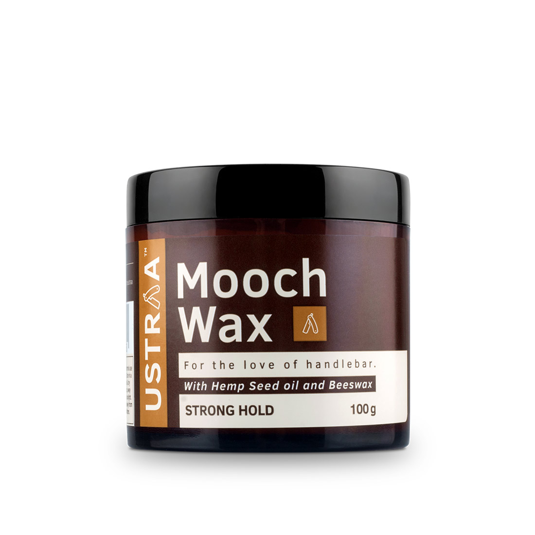 Beard & Mooch Wax Strong Hold - 100g