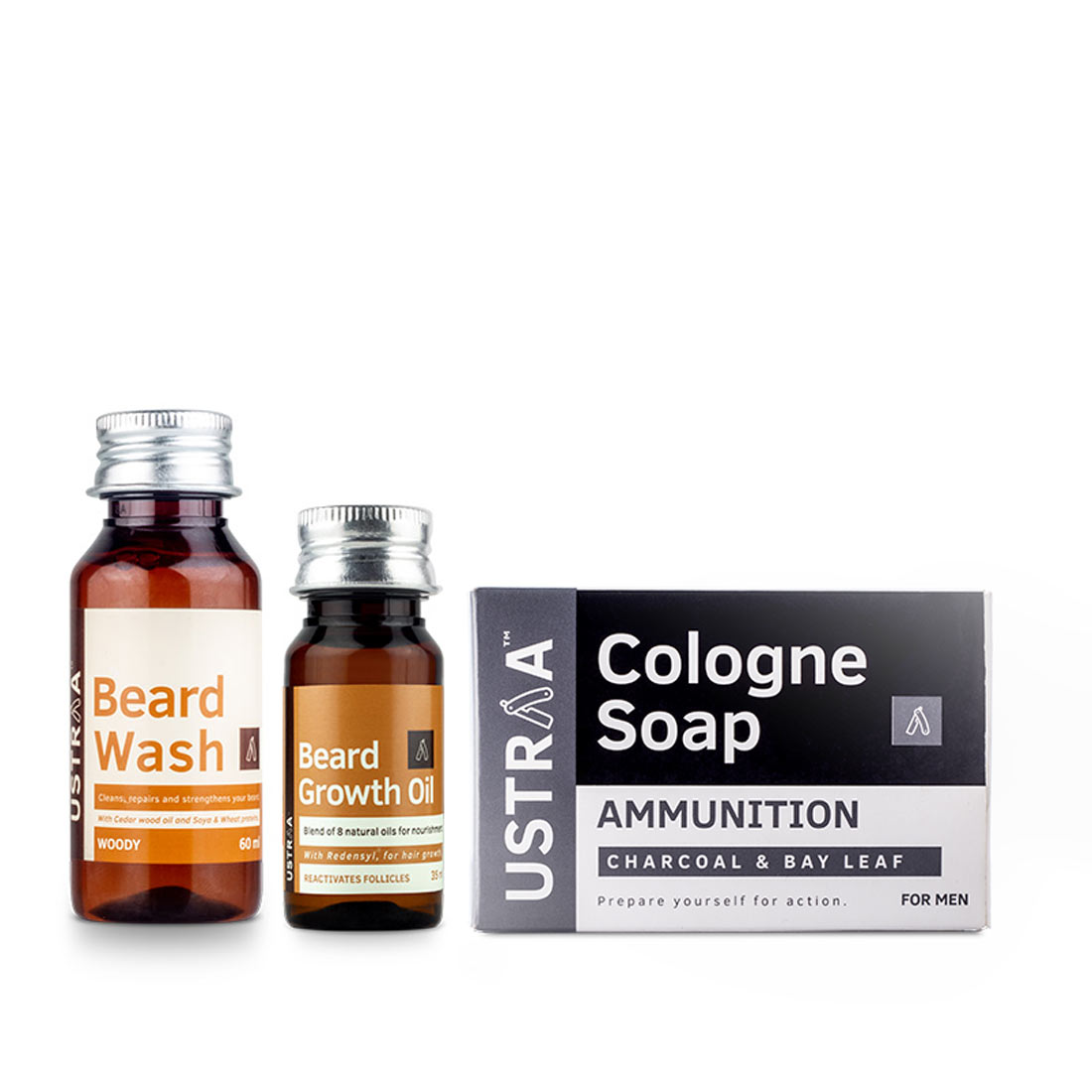 Beard Care & Soap Pack