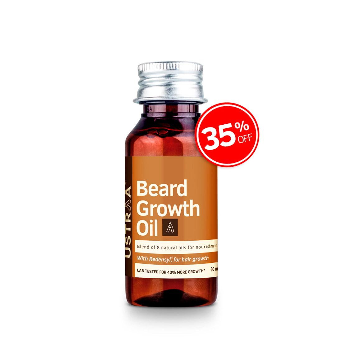 Beard Growth Oil - 60 ml
