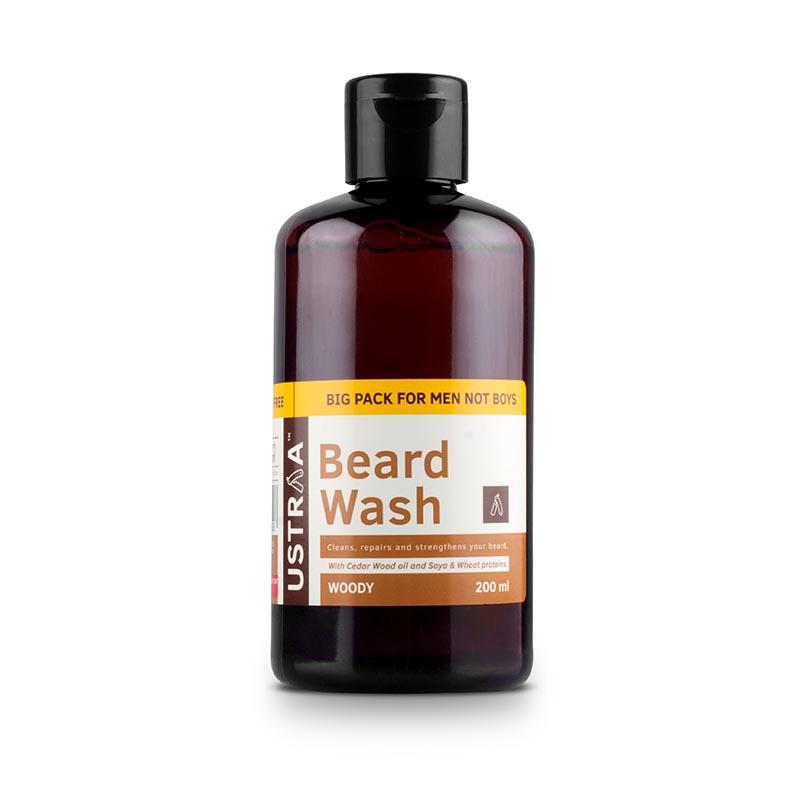 Beard Wash Woody - 200ml
