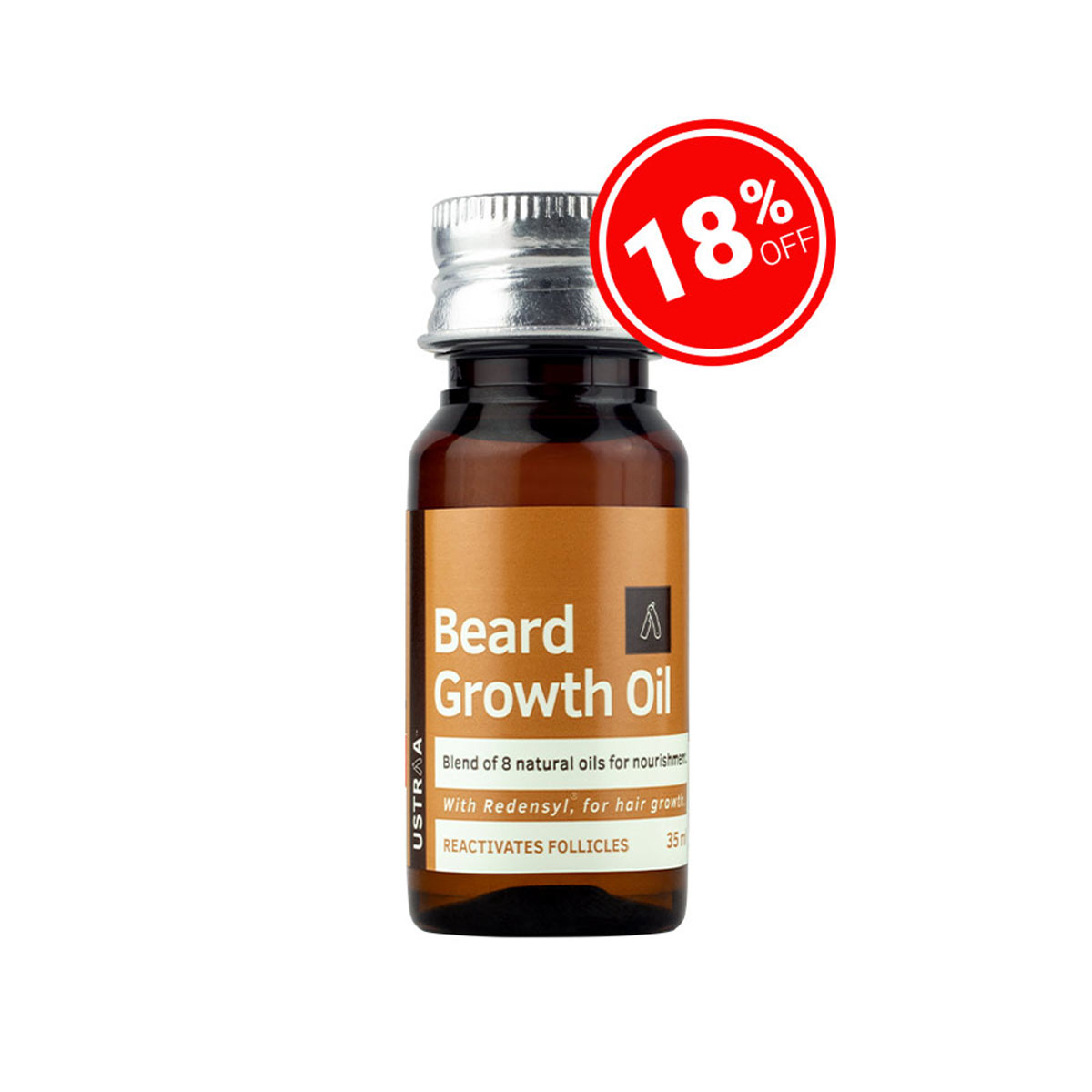 Beard Growth Oil - 35 ml