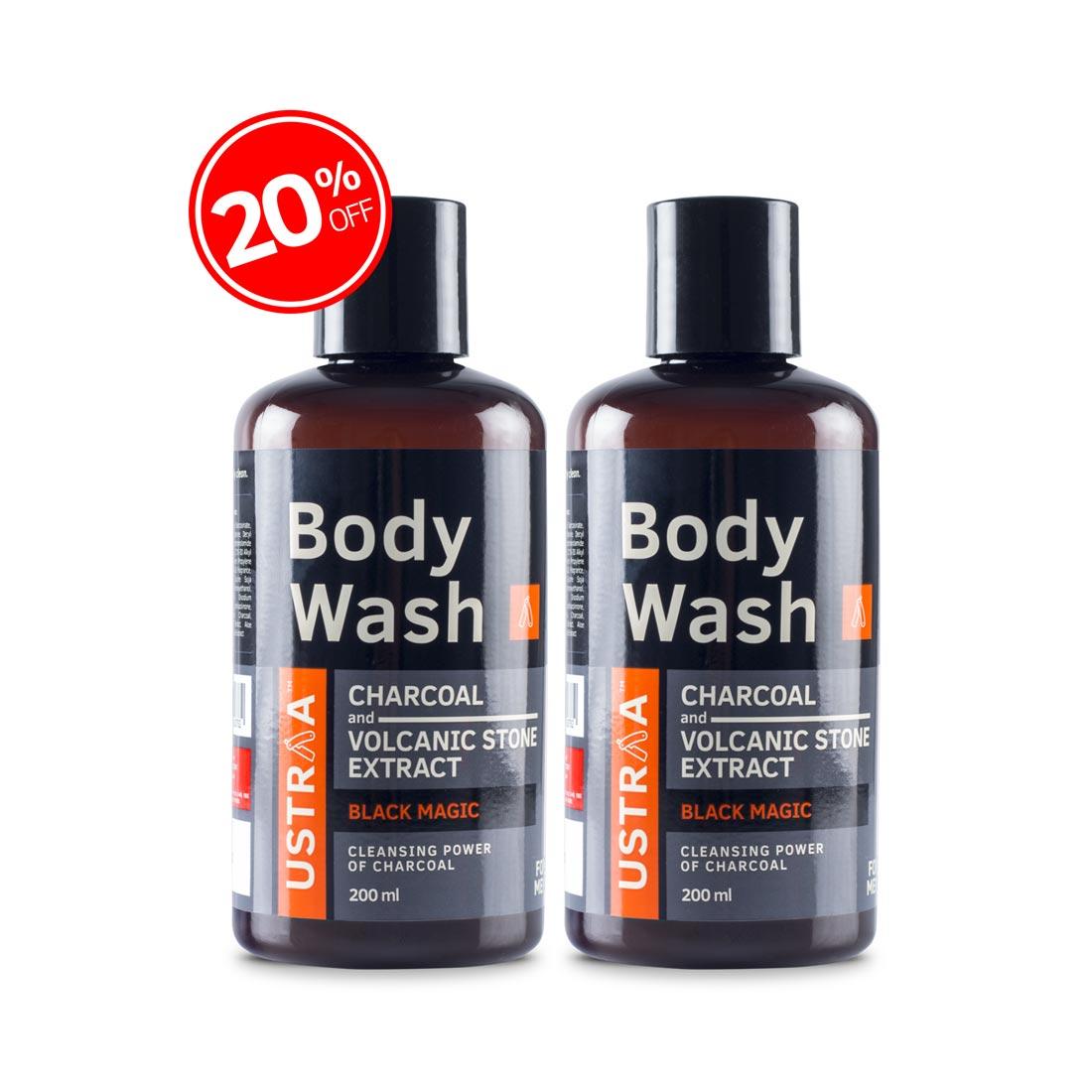 Body Wash - Black Magic - Set of 2