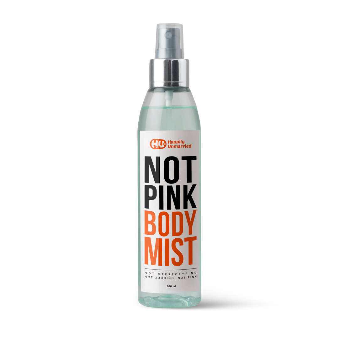 Body Mist - Not Pink - 200ml
