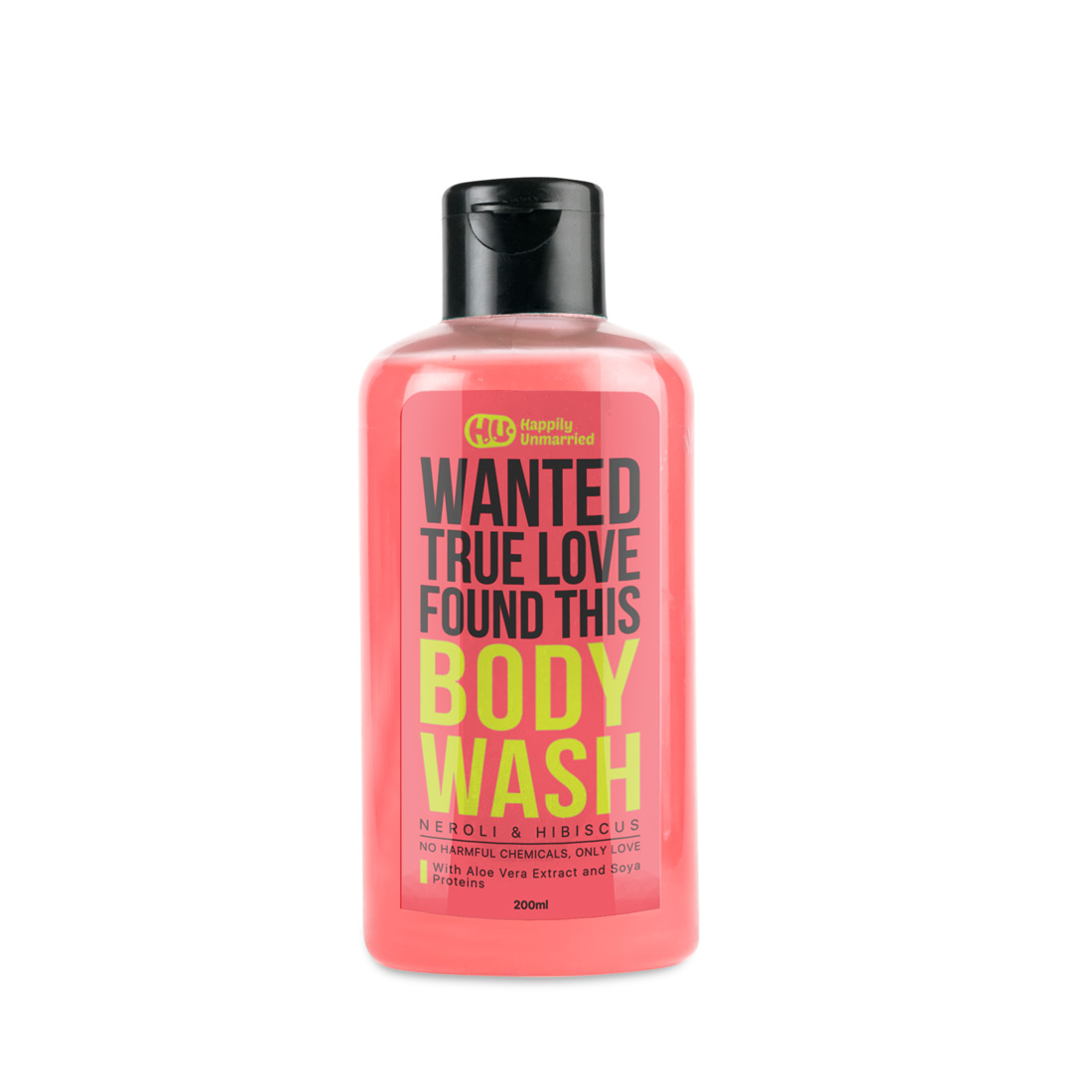 Body Wash - Neroli & Hibiscus - 200ml