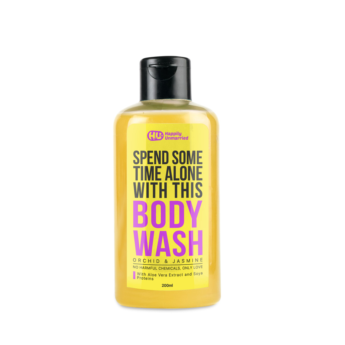 Body Wash - Orchid & Jasmine - 200ml