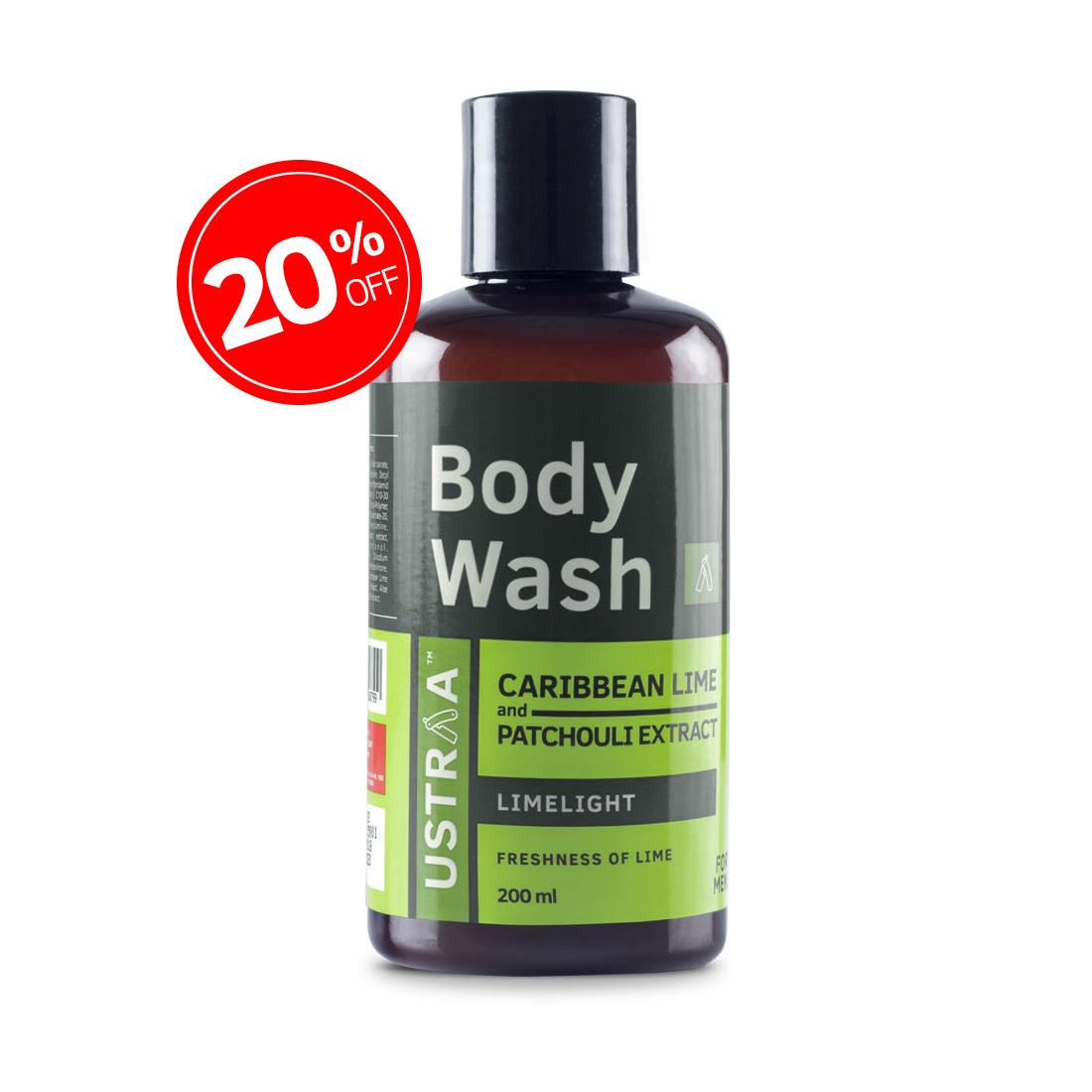 Body Wash - Limelight - 200ml