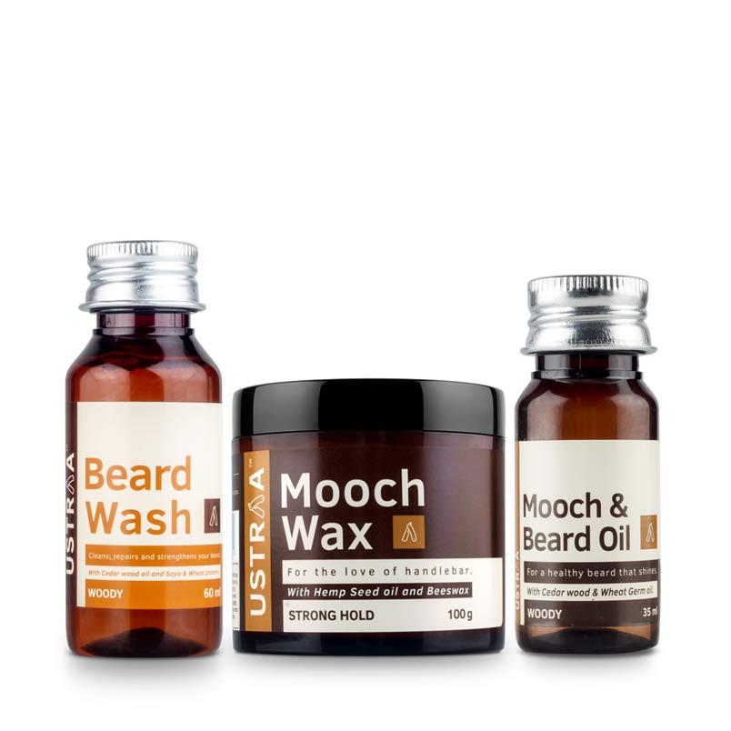 Beard Lovers Pack (Woody)