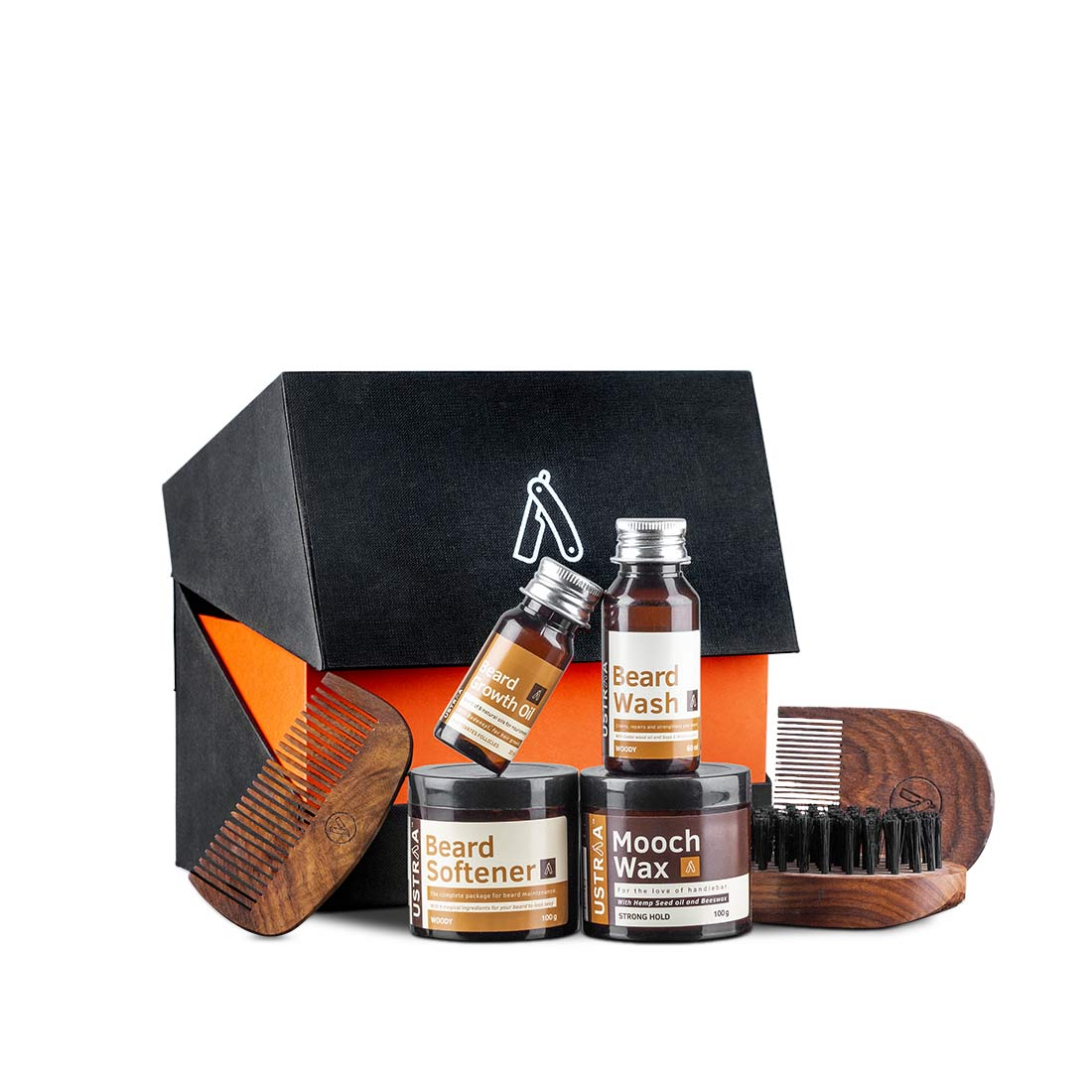 Beard Lovers Gift Set