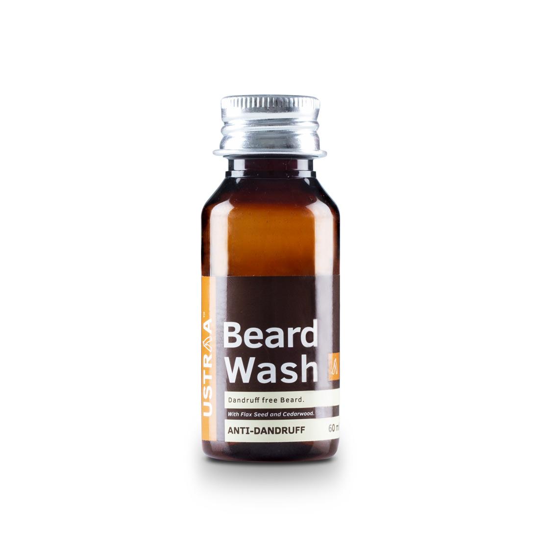 Beard Wash - Anti Dandruff - 60ml