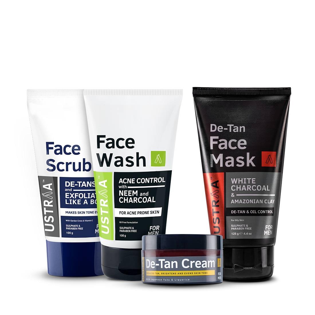 Complete De-Tan Pack
