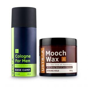 Cologne Spray - Base Camp & Mooch Wax for Beard Styles