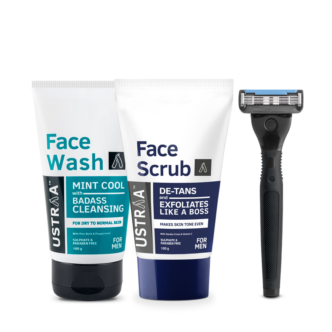 Cleanse and Shave Pack