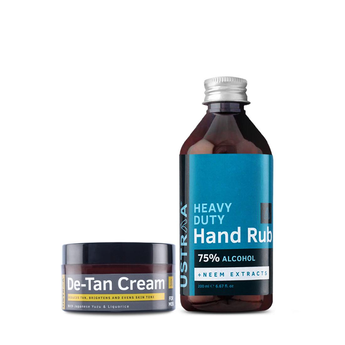 De-Tan Cream and Hand Rub - 200 ml