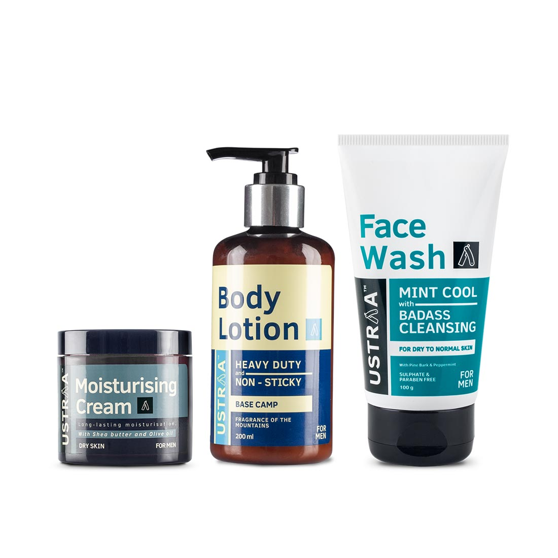 Dry Skin Care Pack