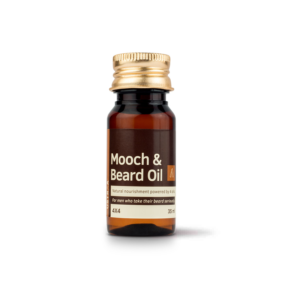 Beard & Mooch Oil 4x4