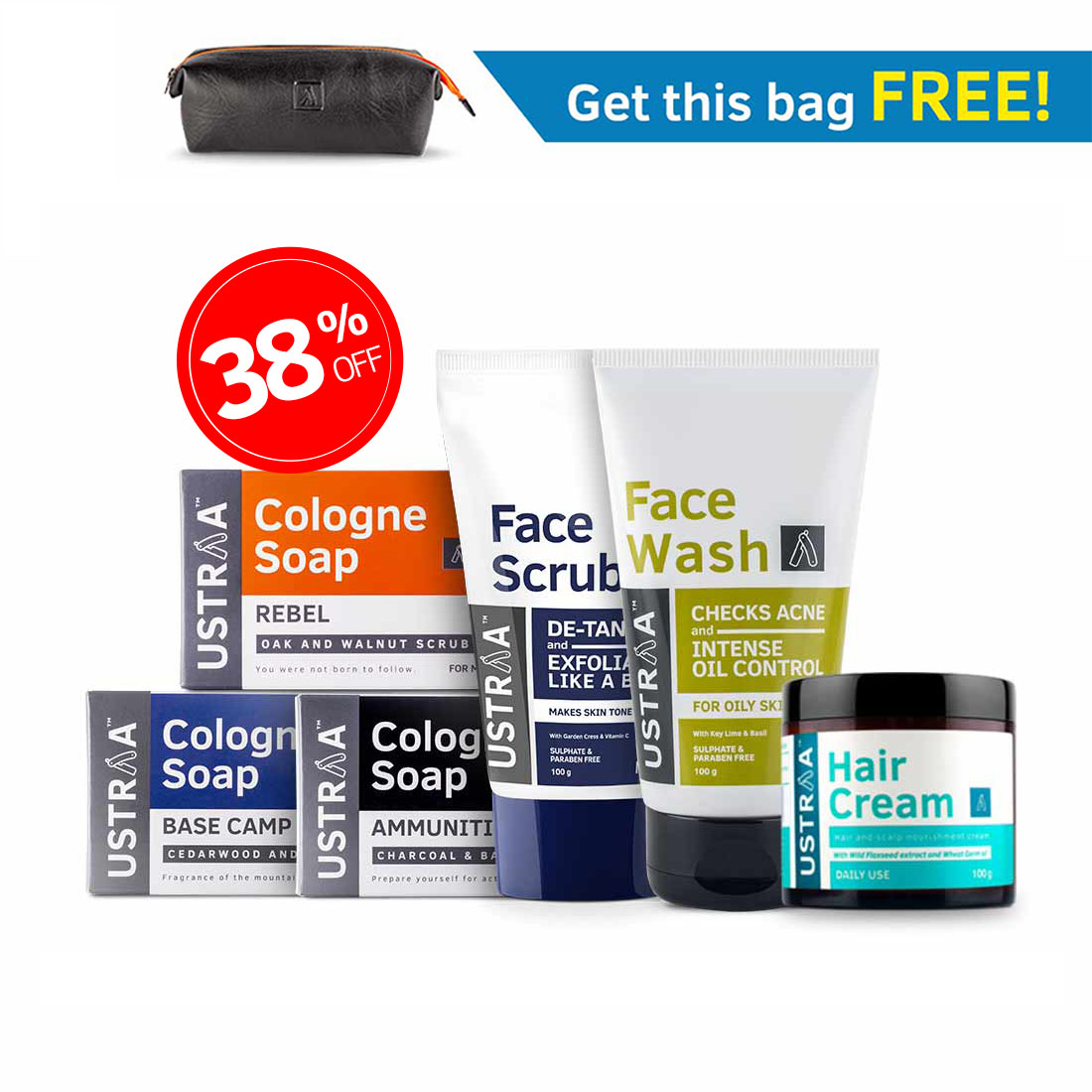 Face & Body Pack
