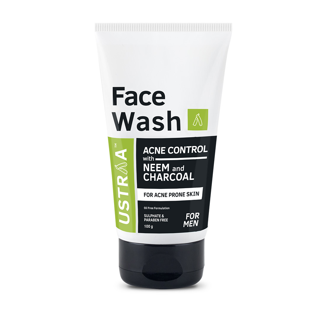 Face Wash Acne Control - With Neem & Charcoal 100g