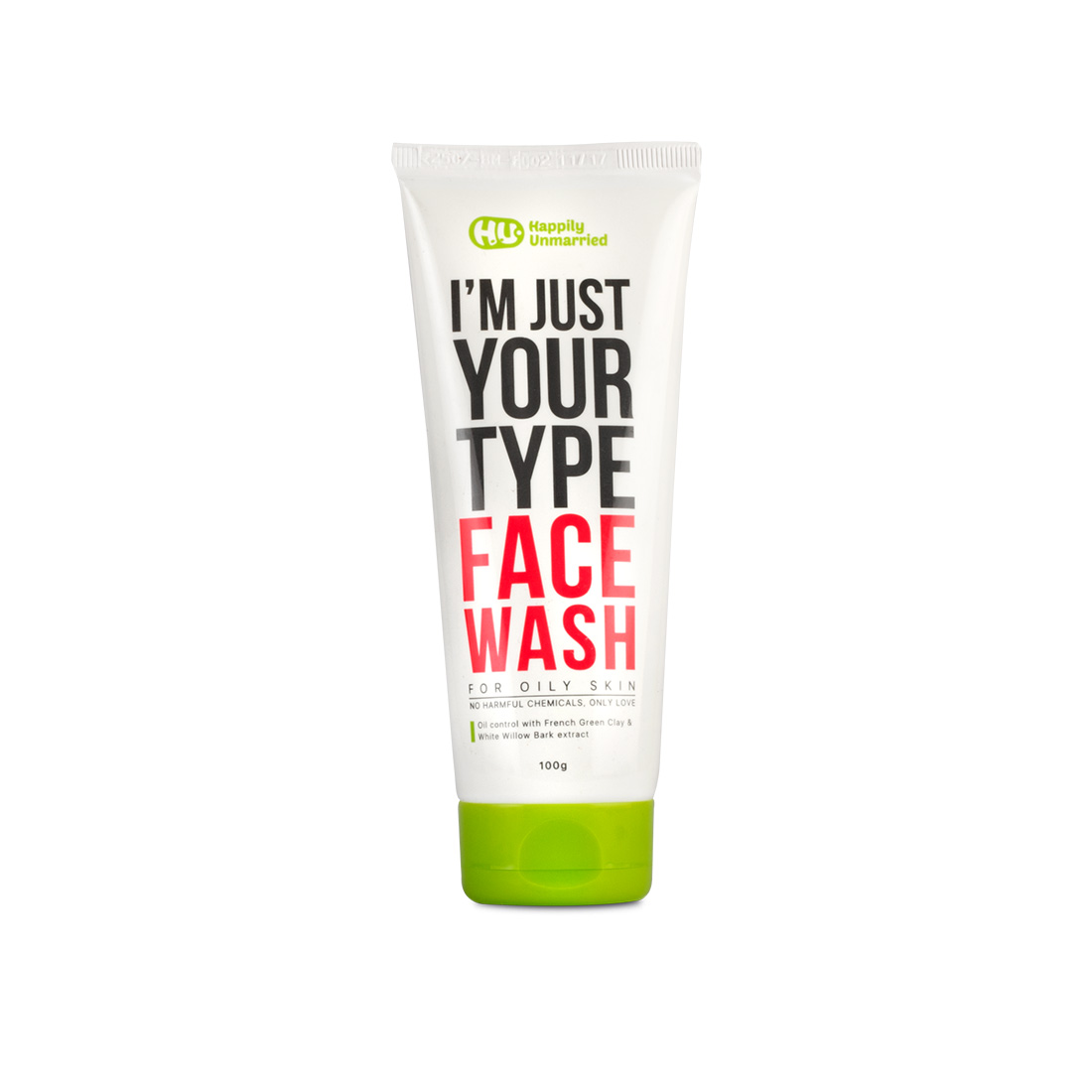 Face Wash - Oily Skin - 100g