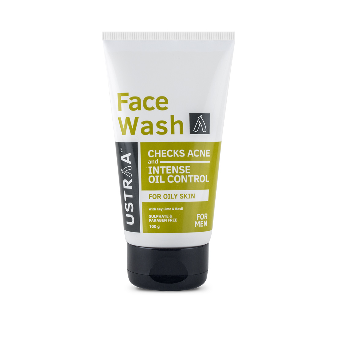 Face Wash - Oily Skin (Checks Acne & Oil Control) - 100gm