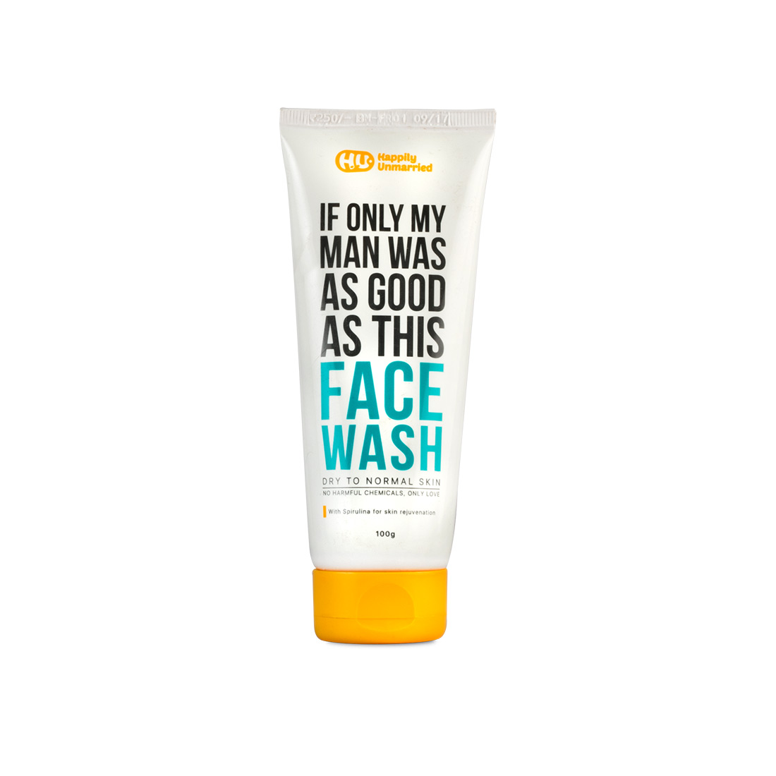 Face Wash - Dry to Normal Skin - 100g