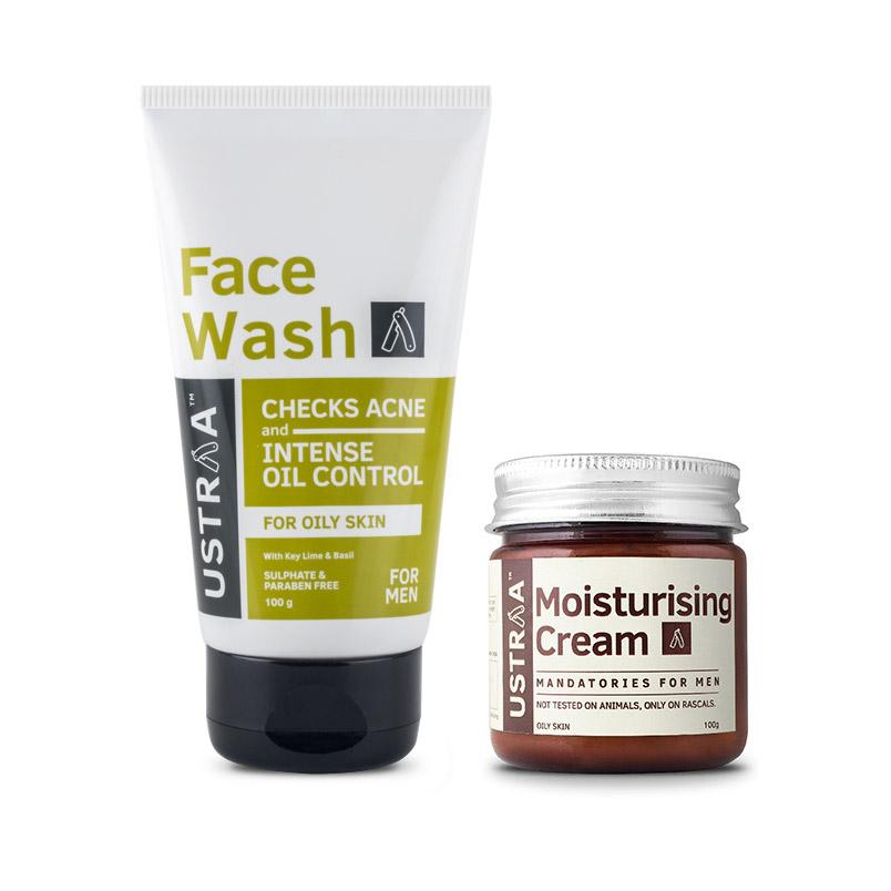 Acne Prone Skin Care Pack