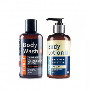 Body Wash - Black Magic and Body Lotion