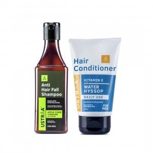 Anti Hair Fall Shampoo with Apple Cider Vinegar & Daily Use Hair Conditioner