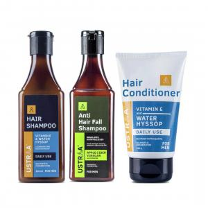Anti Hair Fall Kit for Hair-Fall Control