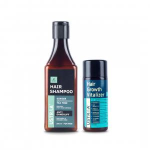 Anti-Dandruff Shampoo & Hair Growth Vitalizer