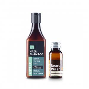 Anti-Dandruff Shampoo & Beard Wash Anti Dandruff
