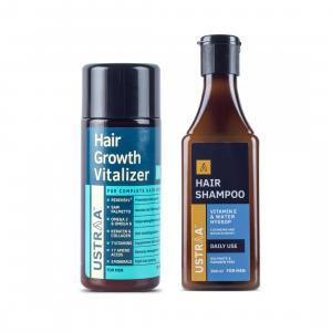 Daily Use Shampoo & Hair Growth Vitalizer