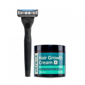 Shave & Hair Growth Pack