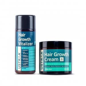 Hair Growth Vitalizer & Hair Growth Cream