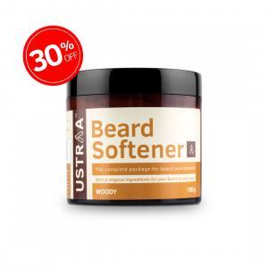Beard Softener Woody - 100g