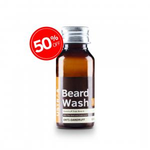 Beard Wash - Anti Dandruff - 60ml