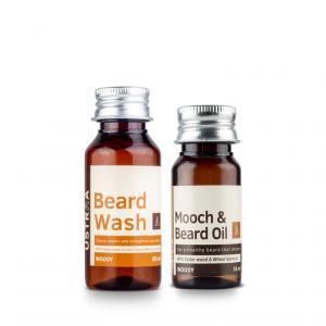 Beard Oil & Wash (Woody)