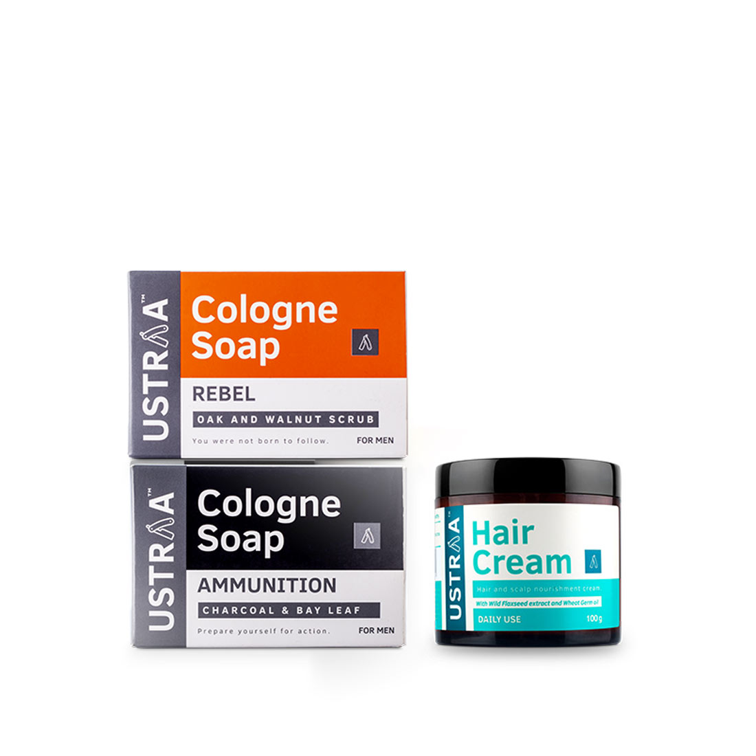 Hair Cream, Soap - Ammunition & Soap - Rebel